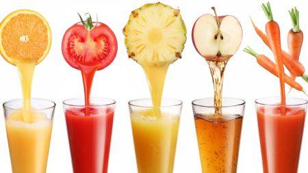صور عصير في اشكال وافكار جديدة لتقديم العصير (2)