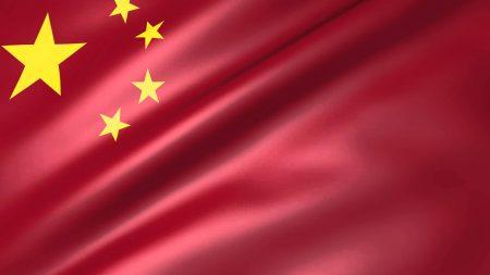 صور علم الصين رمزيات وخلفيات العلم الصيني (2)