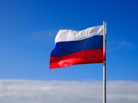 علم روسيا 2