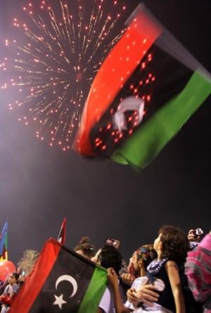 صور علم ليبيا (1)