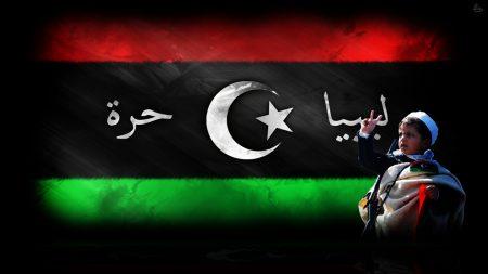 صور علم ليبيا (4)
