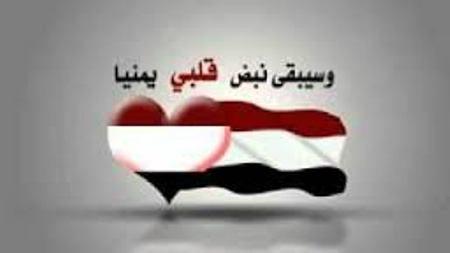 صور لعلم دولة اليمن (1)