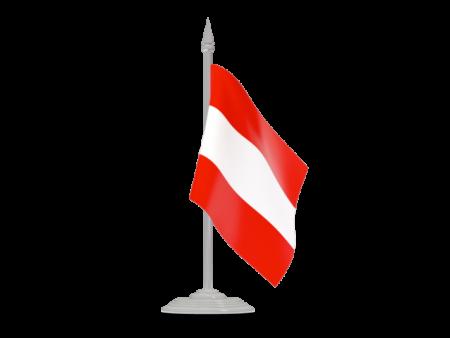علم دولة النمسا (1)