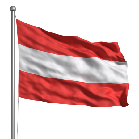 علم دولة النمسا (4)