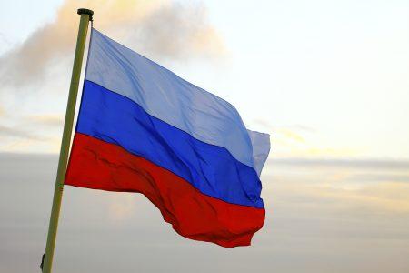 علم دولة روسيا (2)