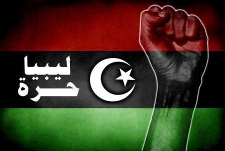 علم دولة ليبيا (1)