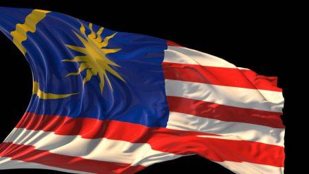 علم دولة ماليزيا (2)