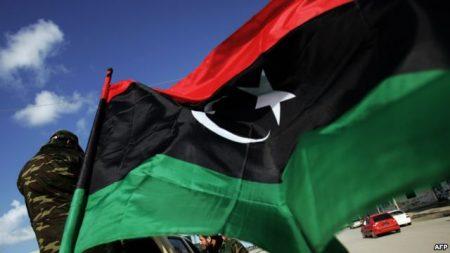 علم ليبيا (1)