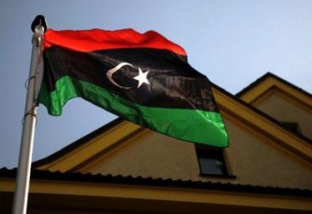 علم ليبيا (2)