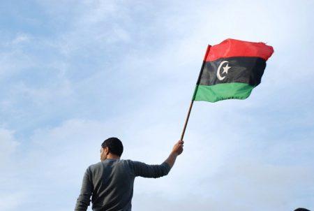 علم ليبيا (3)