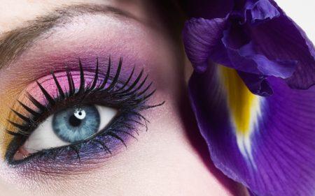 مكياج عيون (2)