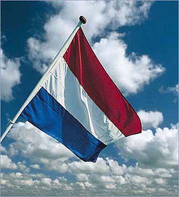 Netherlands flag 3