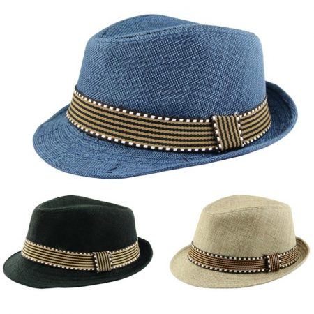 احدث اشكال والوان قبعات حديثة مودرن للبنات والولاد (3)
