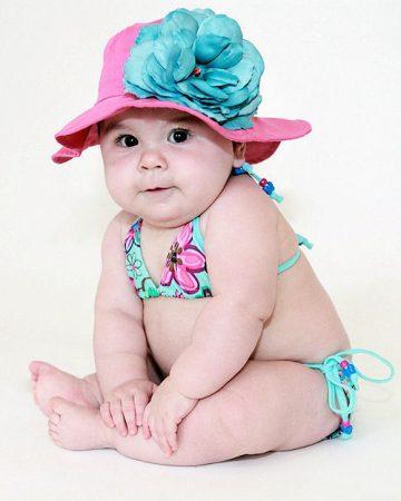 اشكال قبعات مواليد (3)
