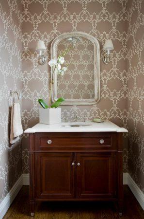 ديكورات حمامات حديثة مودرن 2017 (3)