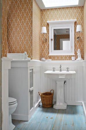 ديكورات حمامات حديثة مودرن 2017 (4)