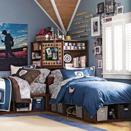 ديكورات غرف نوم شبابية 2017 (1)