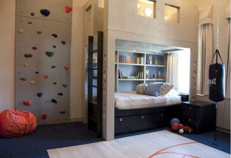 ديكورات غرف نوم شبابية 2017 (2)