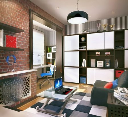 ديكورات غرف نوم شبابية 2017 (3)
