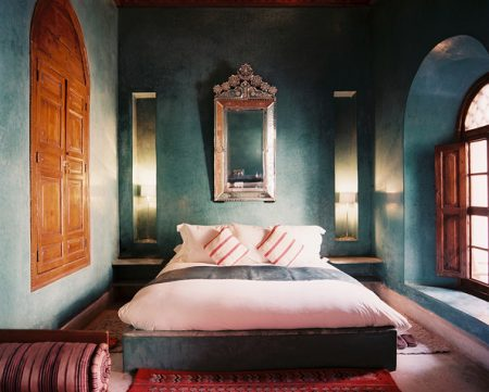 صور ديكورات غرف نوم حديثة مودرن فخمة 2017 (1)