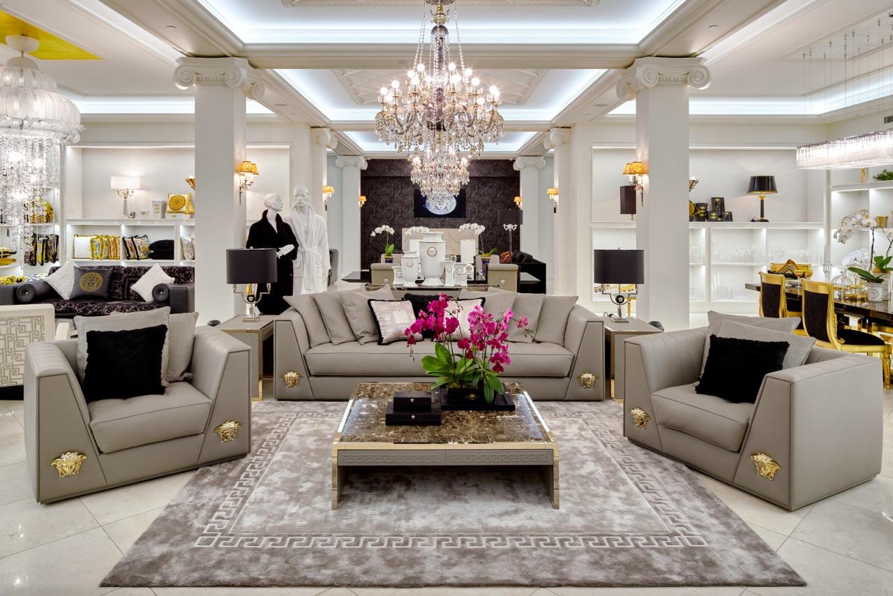 Versace Bedroom Decor