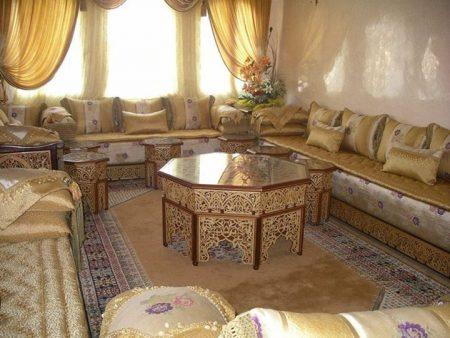 صور غرف جلوس مغربية 2017 (2)