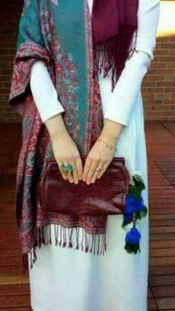 صور لبس محجبات شيك مودرن 2017 (2)