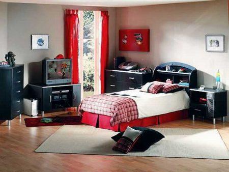 غرف نوم شبابي 2017 (3)