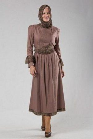 كتالوج ملابس وازياء بنات محجبات 2017 (2)