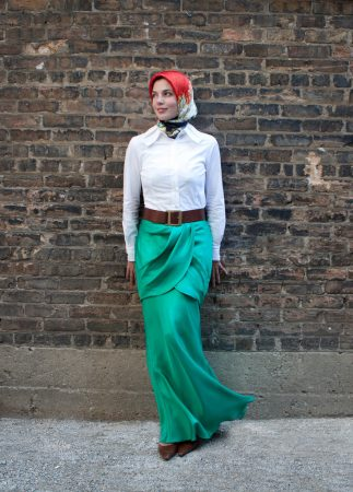 ملابس محجبات شيك 2017 (1)