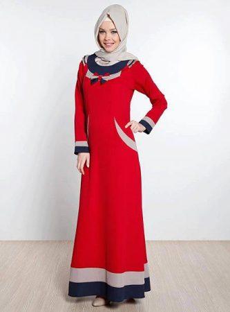 ملابس محجبات شيك 2017 (2)