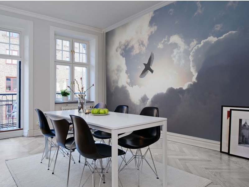 ورق جدران ثلاثي الابعاد مودرن للشقق والفلل ميكساتك