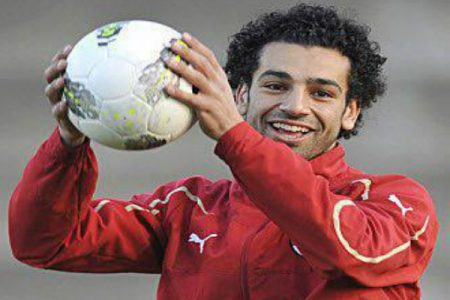 Mohamed Salah roma photos (1)