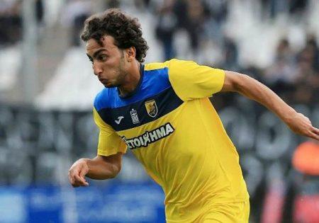 اللاعب المصري عمرو وردة (1)