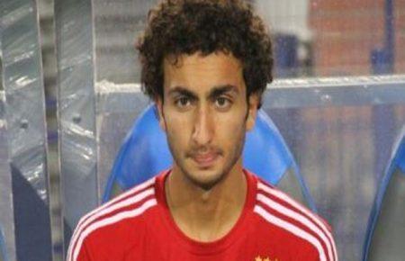 اللاعب المصري عمرو وردة (4)