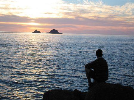 صور غروب الشمس علي البحار (3)