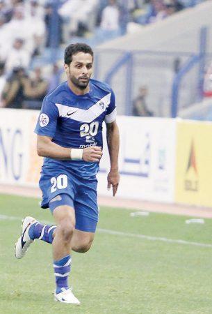 صور لاعب الهلال ياسر القحطاني (3)