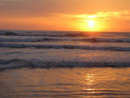 الشمس علي البحر 2