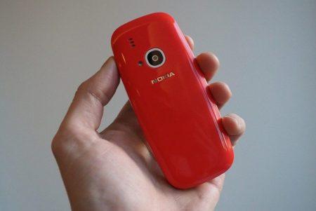 orange nokia 3310