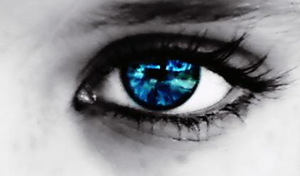 احلي صور رمزيات عيون زرقاء (2)