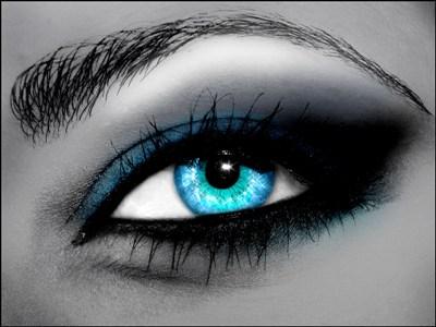 احلي صور رمزيات عيون زرقاء (3)