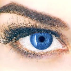 احلي صور عيون زرقاء (1)