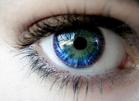 اشكال عيون خضراء (2)