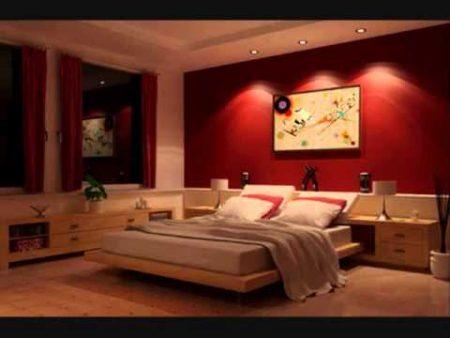 افكار غرف نوم رومانسية (3)