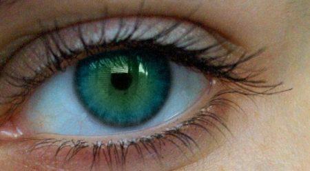 الوان عيون خضراء (4)