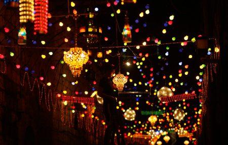 تزيين شهر رمضان (4)