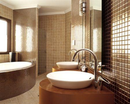 حمامات موزاييك جديدة شيك فخمة (1)