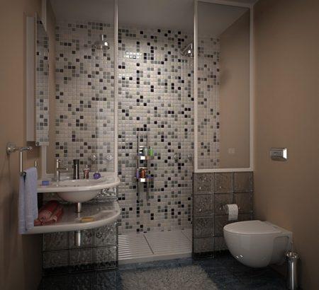 حمامات موزاييك جديدة شيك فخمة (3)