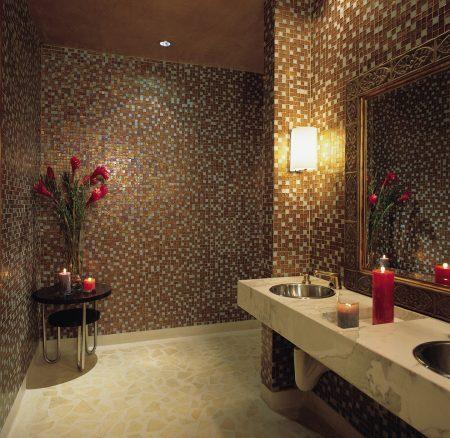 حمامات موزاييك مودرن (3)