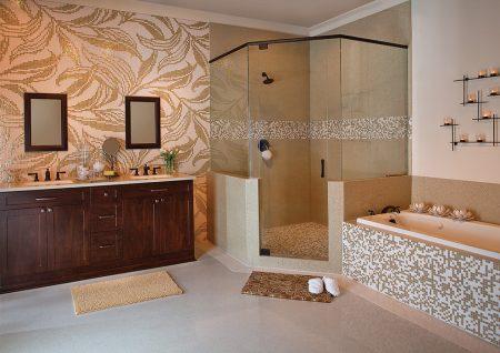 حمام-موزاييك